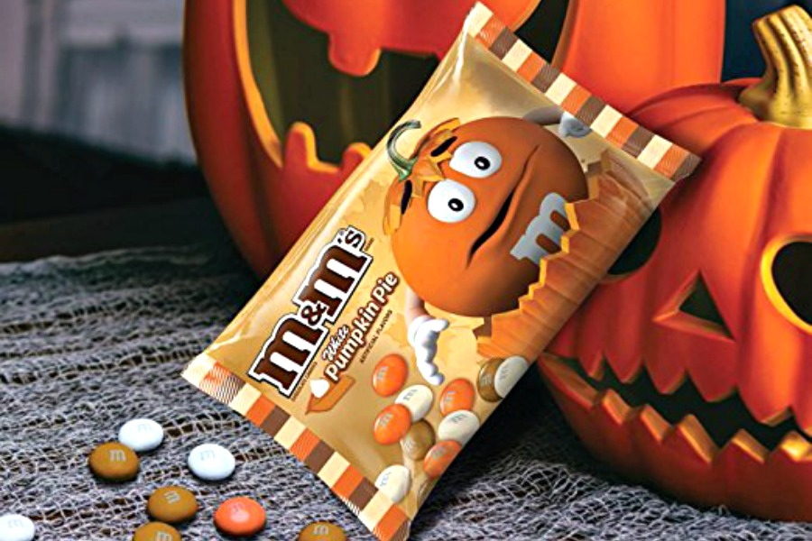 All the new Halloween candy you'll want to try this year. Because limited edition.