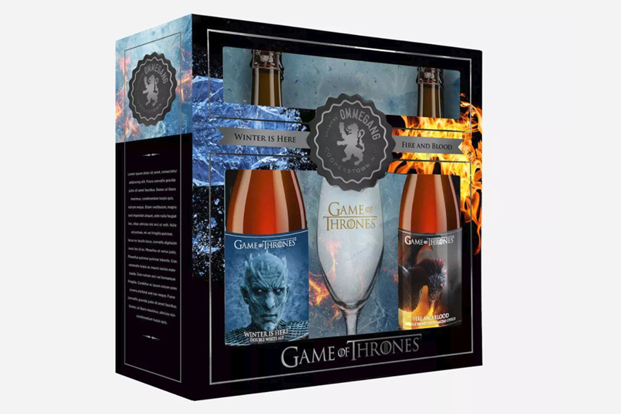 Web coolness: Game of Thrones beer, fake pumpkin, kit kat quesadillas, and more