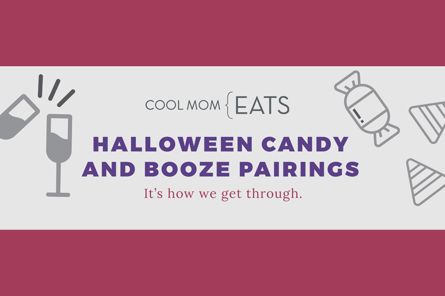 Halloween candy and booze pairings: It's how we get through.