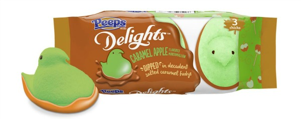 All the new halloween candy that you have to try for Halloween 2017! Caramel Apple PPEPS   Cool Mom Eats