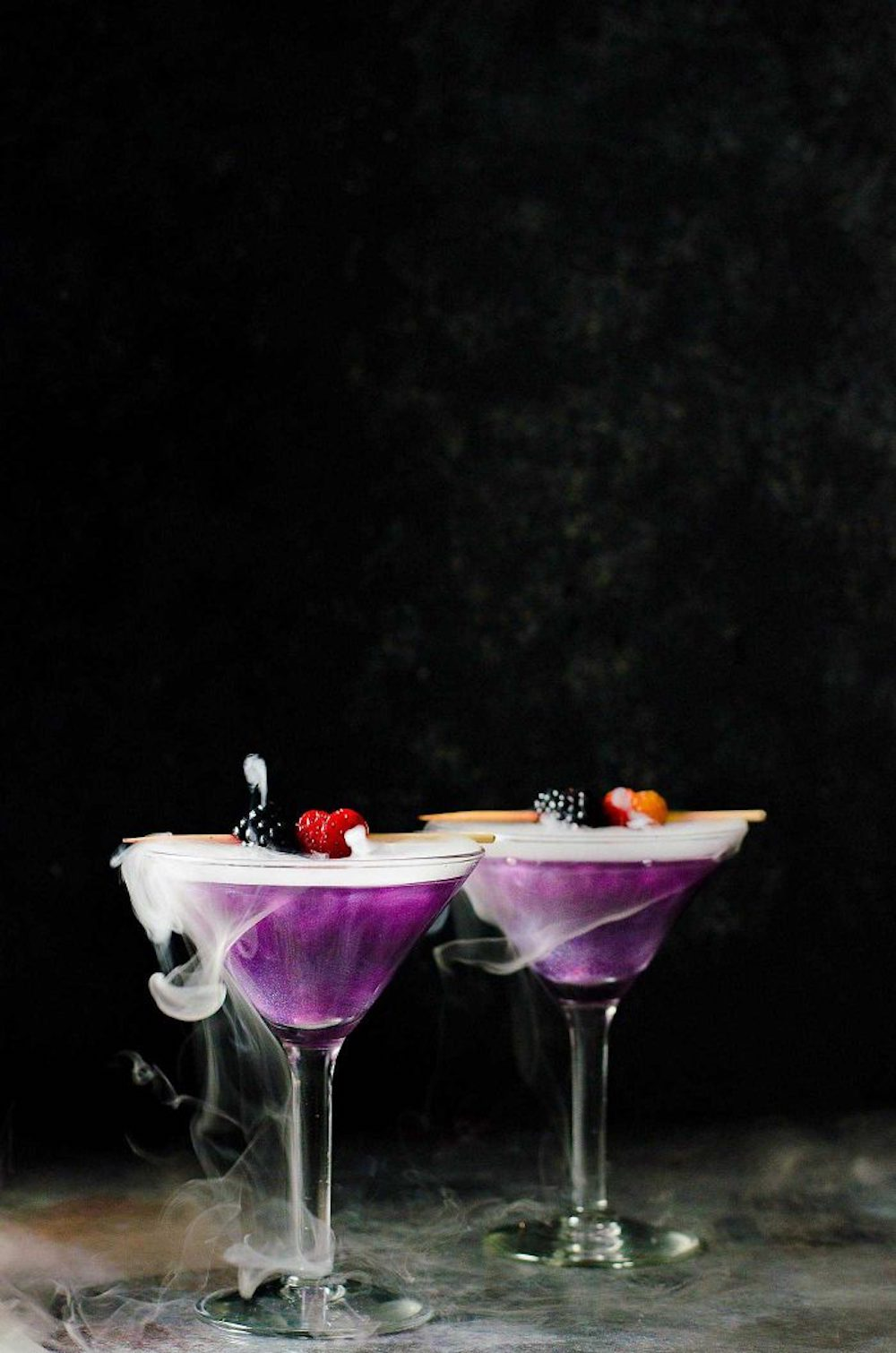 Skinny Halloween cocktails: The Witch's Heart at The Flavor Bender