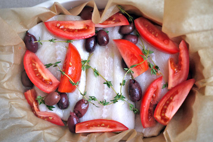 "How to cook en papillote (fancy for ""in parchment""): A technique every busy parent should know."