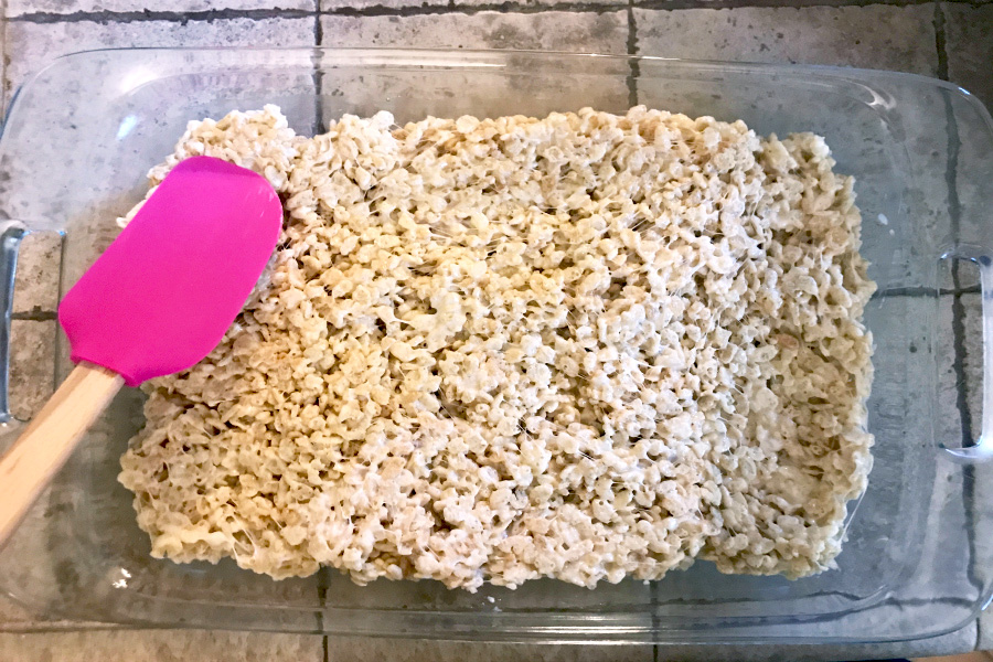 How to make brown butter, plus our recipe for Brown Butter Rice Krispies Treats recipe, step-by-step! | Cool Mom Eats | How to make brown butter, plus how to use it to make Brown Butter Rice Krispies Treat recipe. YUM! | Cool Mom Eats | Photo © Caroline Siegrist