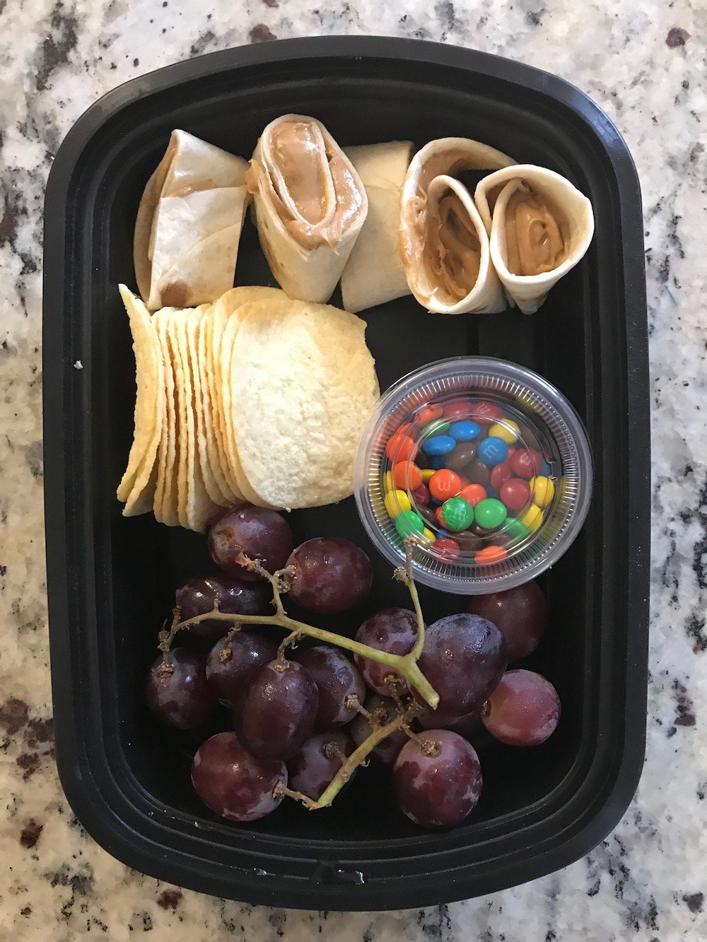 Smart lunch packing tips: peanut butter rollups | Photo (c) Kate Etue for Cool Mom Eats