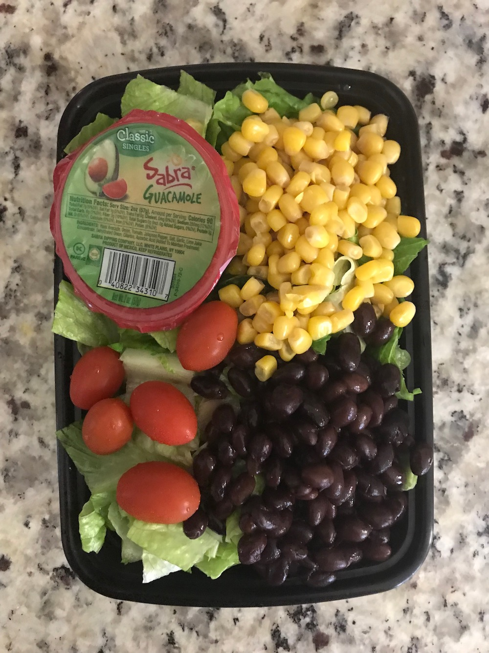 Smart lunch packing tips: Taco Salad | Photo (c) Kate Etue for Cool Mom Eats