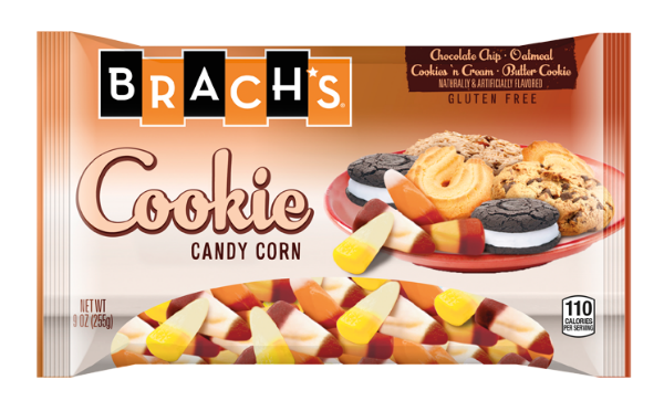 All the new halloween candy that you have to try for Halloween 2017! Cookie Candy Corn | Cool Mom Eats