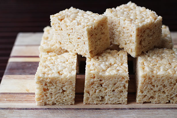 The one trick to take your Rice Krispies Treats (and other baked goods) to the next level.