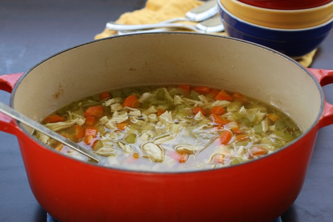 Foods that boost your immune system | chicken soup