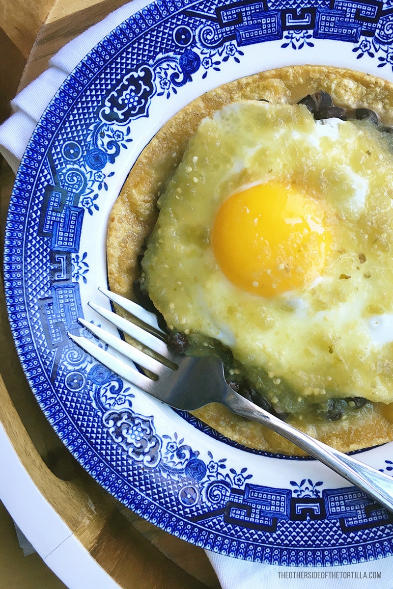 Cool Mom Eats weekly meal plan: Weeknight Huevos Rancheros at The Other Side of the Tortilla
