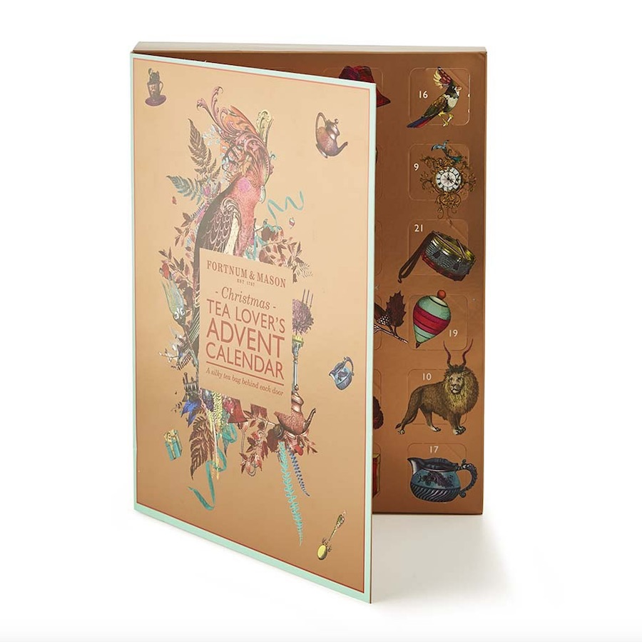 Food and drink advent calendars: Tea Advent Calendar | Williams Sonoma