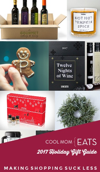 Best food gifts of 2017: Cool Mom Eats Holiday Gift Guide