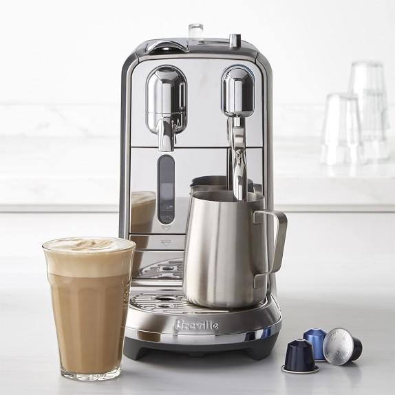 Breville Nespresso Creatista Plus Espresso Maker