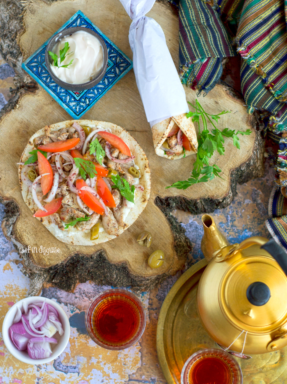 Cool Mom Eats weekly meal plan: Chicken Shwarma | Chef in Disguise