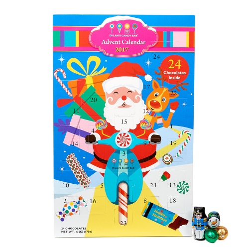 Food advent calendars: Kids' Candy Advent Calendar | Dylan's Candy Bar