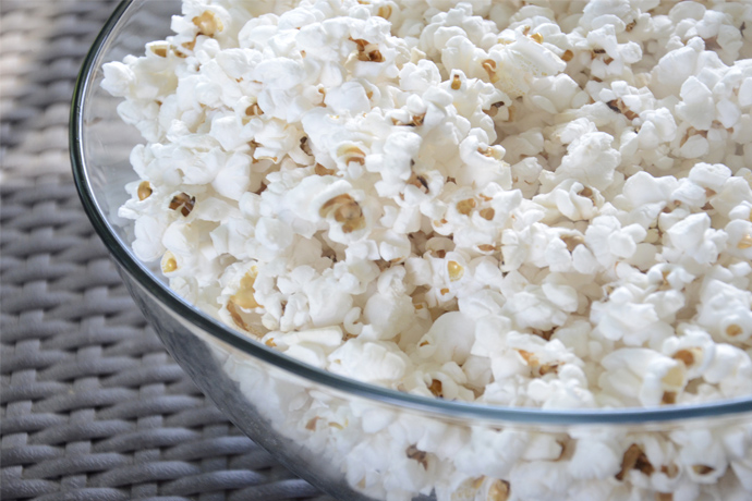 Kitchen tools you don't need and what to buy instead: Skip the popcorn maker! We've got a method that requires a microwave and brown paper bag! | Cool Mom Eats