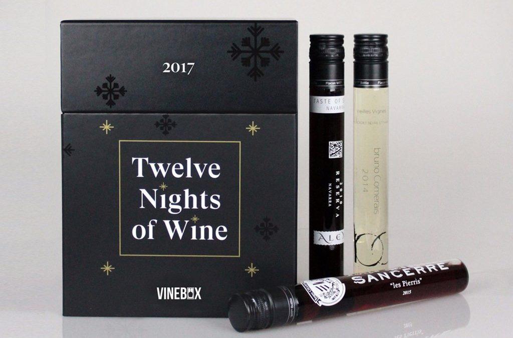 Food and drink advent calendars: Twelve Nights of Wine | VineBox
