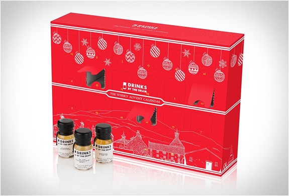 Food and drink advent calendars: Whiskey Advent Calendar by Drinks by the Dram at Master of Malt