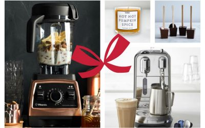 Our amazing $250 holiday gift card giveaway — because why shouldn't you spoil yourself, too?