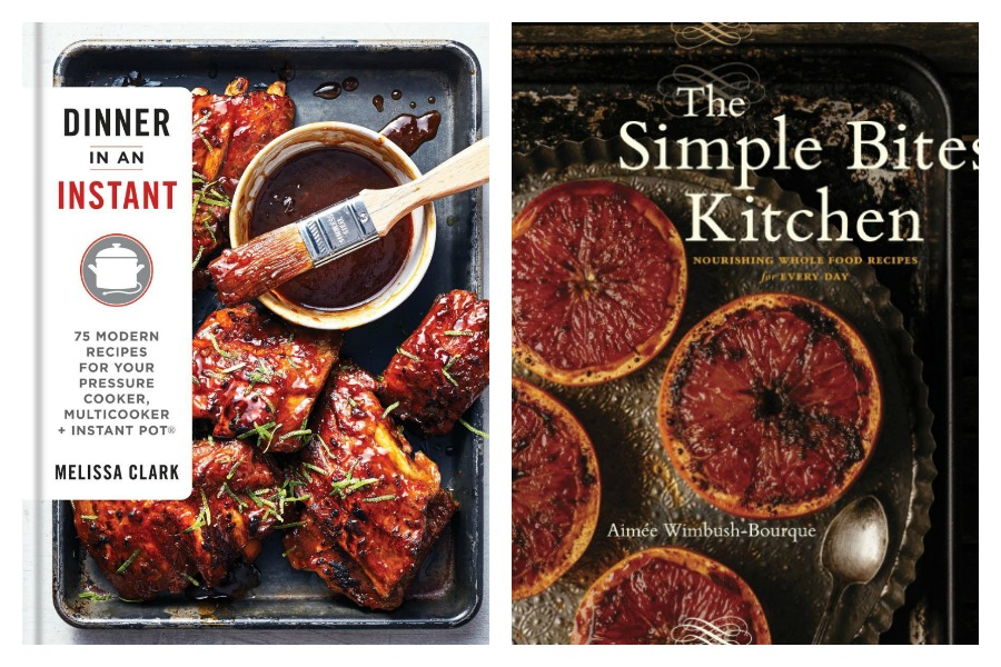 The 10 best cookbooks of 2017 for families.