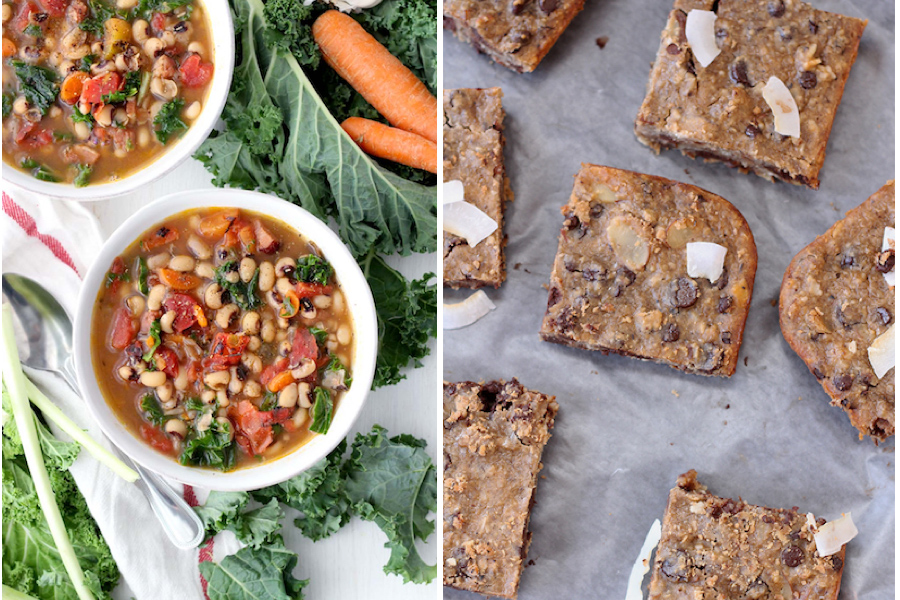 6 easy and delicious black-eyed pea recipes for extra good luck in 2018. Because who couldn't use extra good luck?