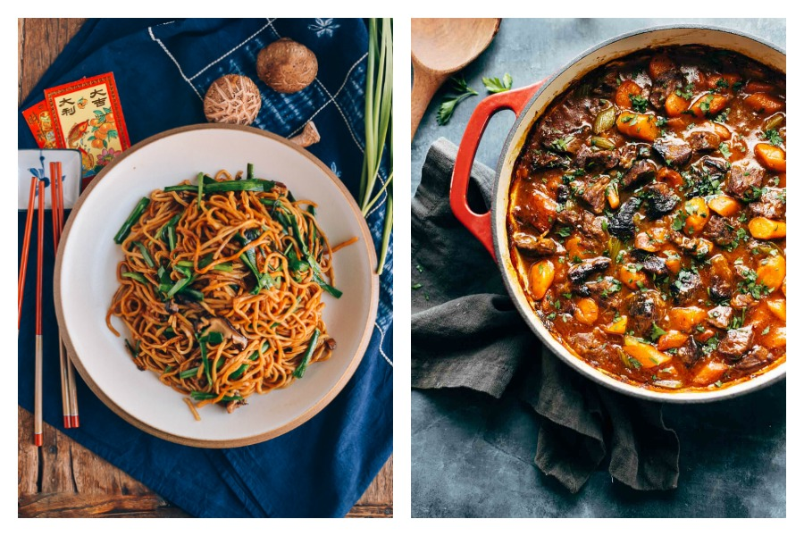 Next week's meal plan: 5 easy recipes for the week ahead, from Long Life Noodles to a life-changing Instant Pot beef stew.