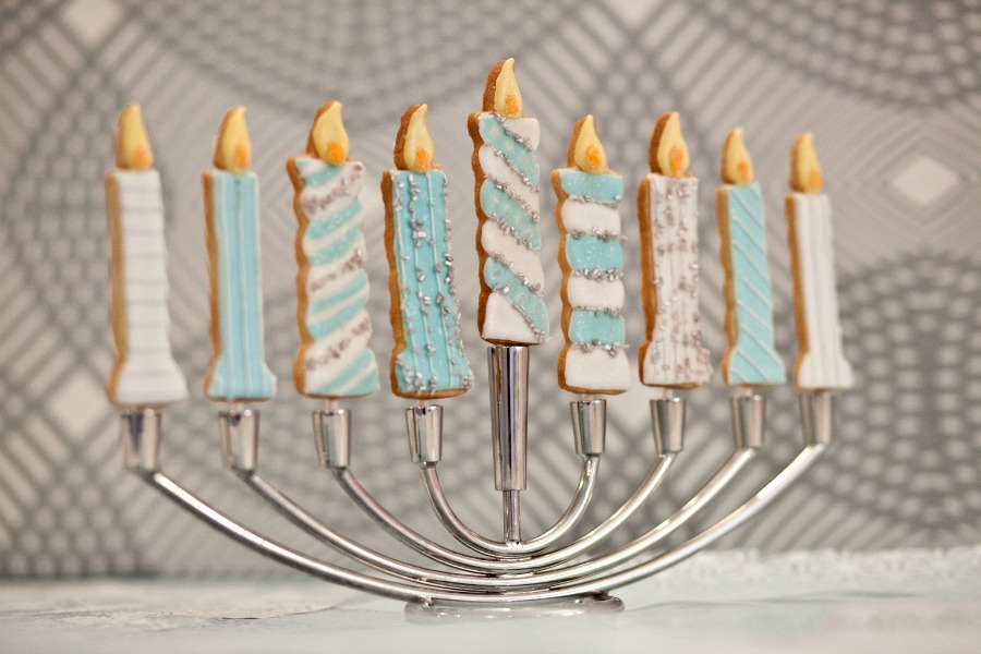8 Hanukkah cookies you'll want to eat all eight days…and nights.