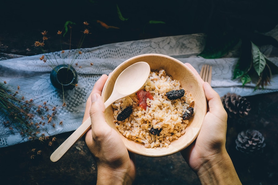 5 healthy substitutes for white rice that the kids will eat too. For real.