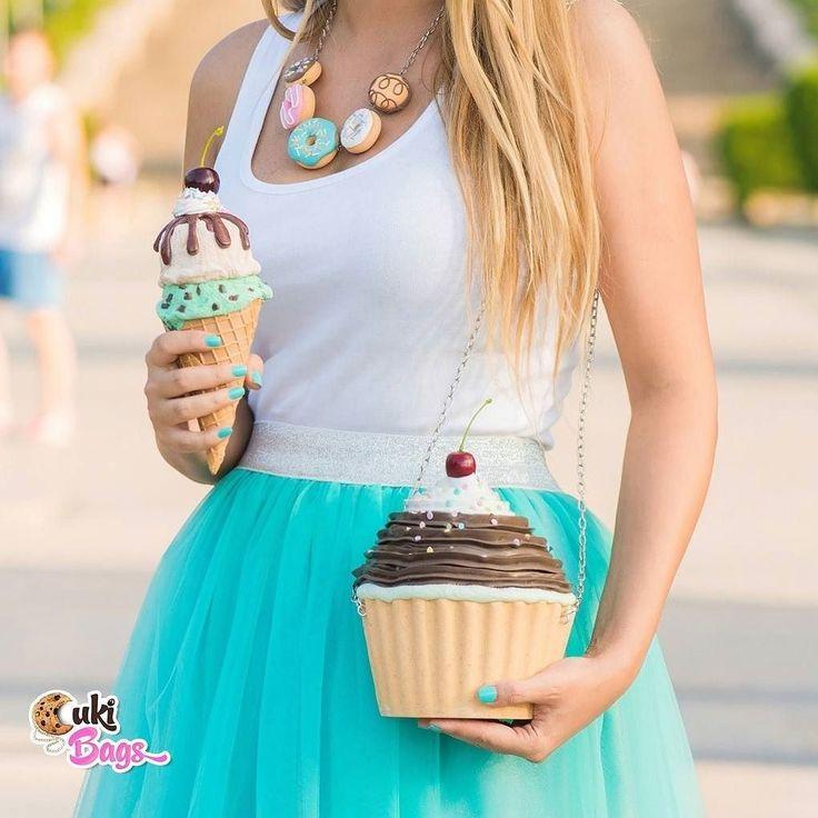 Cupcake purse by Cuki Bags