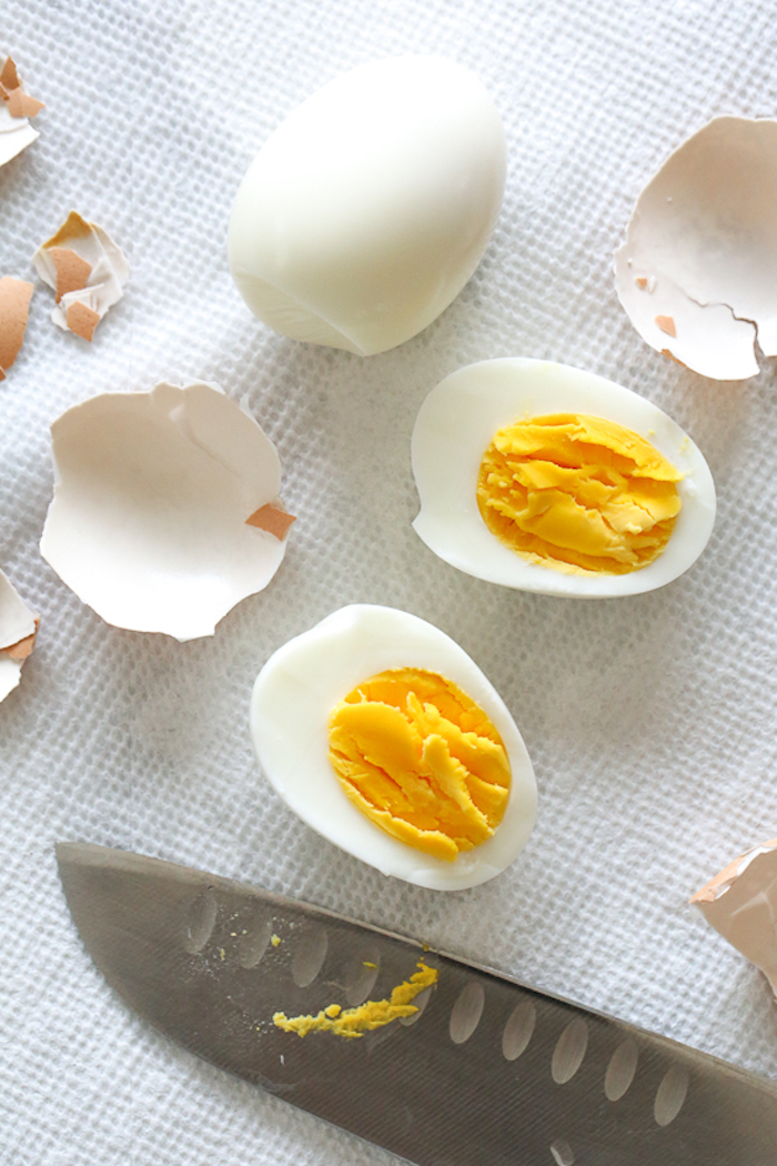 Surprising Instant Pot recipes: Hard boiled eggs at Skinny Taste