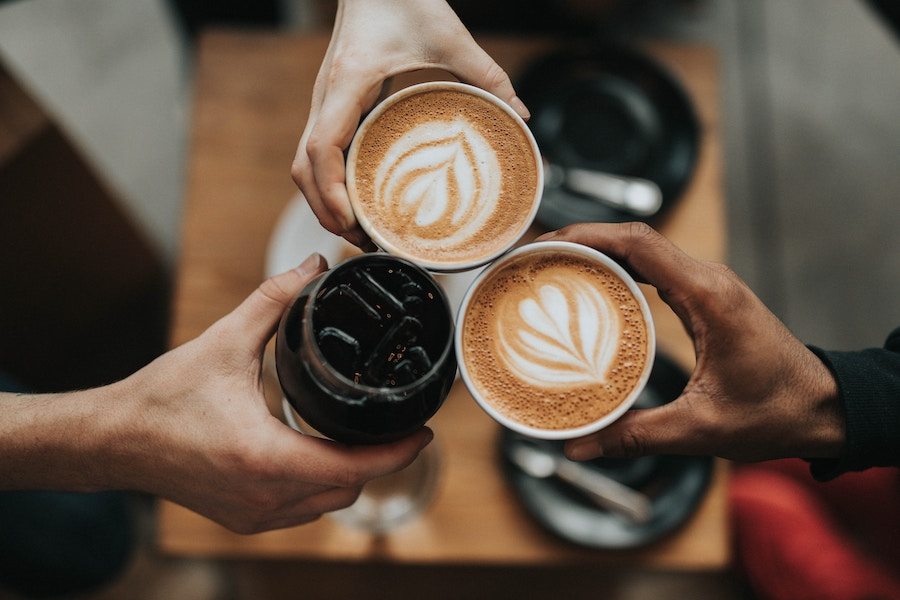 Five reasons why I started drinking coffee again -- and am glad that I did.   Cool Mom Eats (photo by Nathan Dumlao via Unsplash)