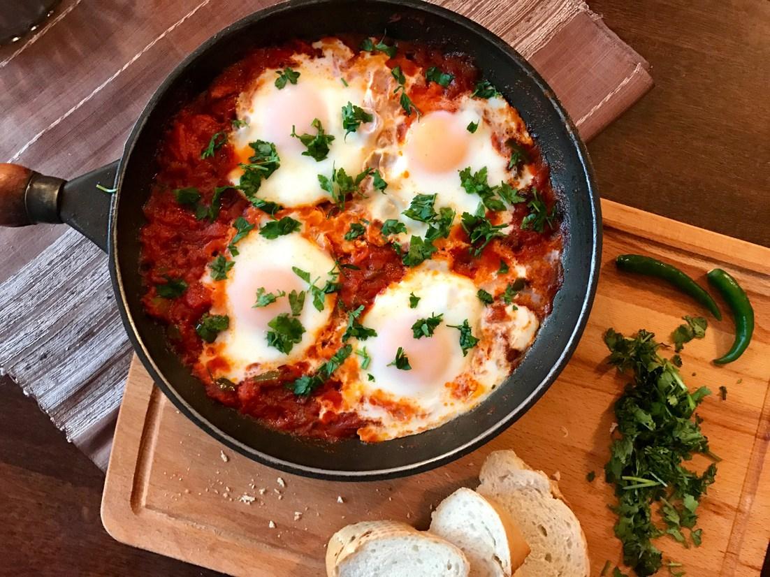 Cool Mom Eats weekly meal plan: Shakshuka | My Big Fat Halal Blog
