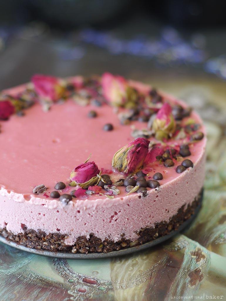 Sugar Free Beetroot Cake