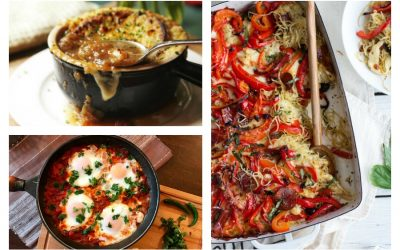 Next week's meal plan: 5 easy recipes for the week ahead, from a new Instant Pot classic to a Friday night pasta tradition.