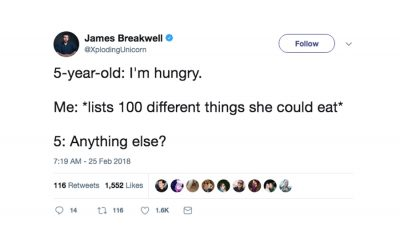 The most hilarious tweets about picky eaters from parents who know.