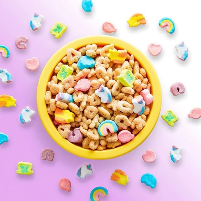 Lucky Charms introduces unicorn marshmallows, bumping the hourglass out of commission | Cool Mom Eats