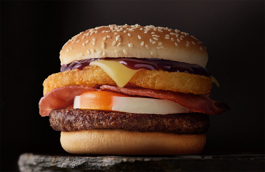New McDonalds Breakfast Burger available in Australia - whoa | Cool Mom Eats
