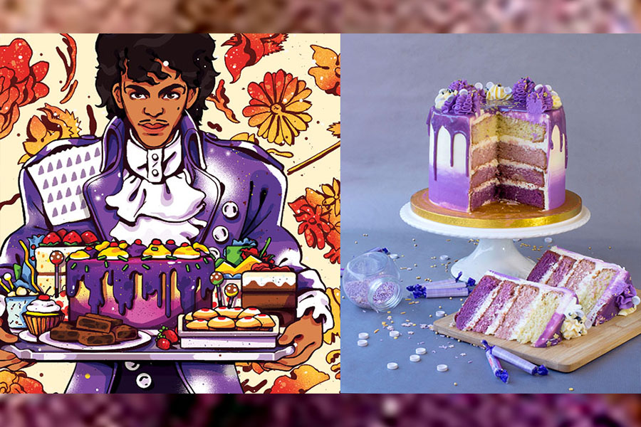 Web coolness: A Purple Rain cake, potatoes by post, meal planning tips, remembering carob, and more!