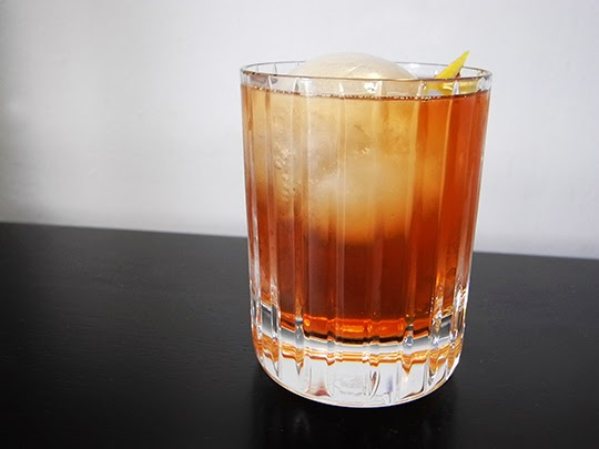 Classic New Orleans cocktail recipes for Fat Tuesday or anytime you want a taste of Mardi Gras   Sazerac Cocktail at Gastronomista