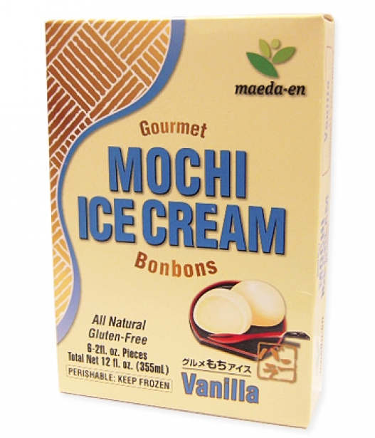 Asian grocery store finds: Mochi ice cream | © Jane Sweeney Cool Mom Eats