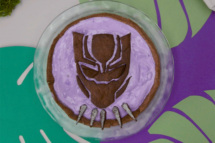 Web Coolness: A Black Panther inspired Vibranium pie, fashion statement fridges, a genius recipe storage hack + more!