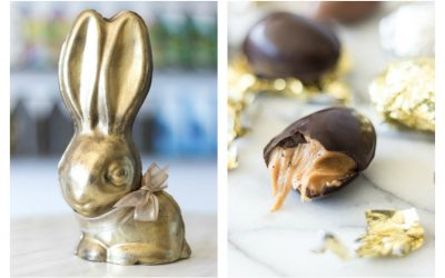 Our favorite gourmet Easter candy: Because we adults deserve some treats too, dontcha think?