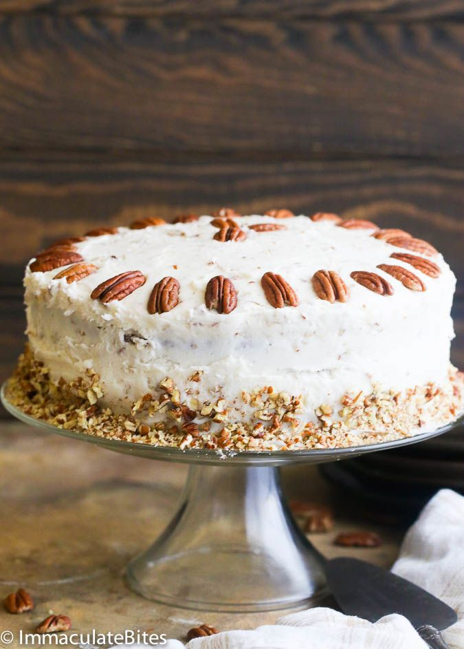 Hummingbird Cake: A terrific make-ahead Easter cake recipe from African Bites