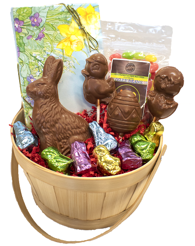 Vermont Nut-Free Easter Basket for kids with allergies