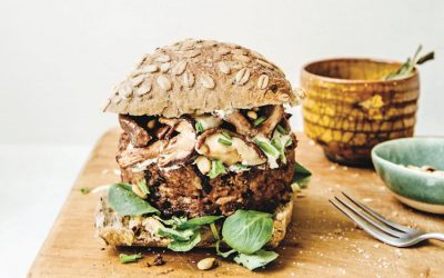 5 eco-friendly burger recipes that could help save the planet. Yes, really.