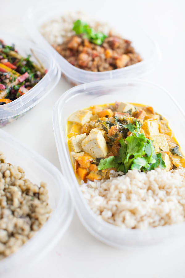 Budget-friendly dinners: Sweet Potato Tofu Curry | Sweet Potato Soul