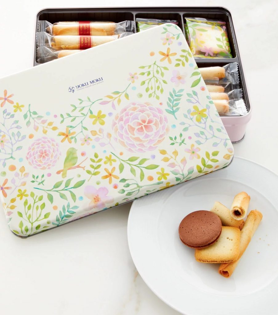 Yoku Moku gift tins: Favorite indulgent, edible Mother's Day gifts