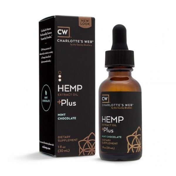 Cooking with CBD Oil: Hemp Mint Chocolate Everyday Plus | Charlotte's Web