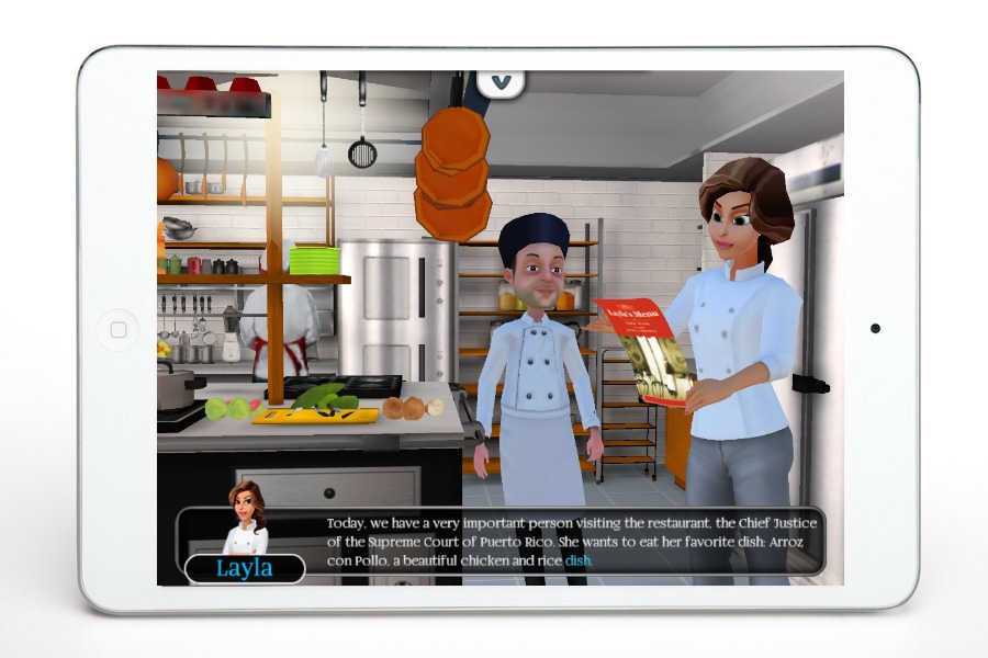 Issa's Edible Adventures app: It's Carmen Sandiego meets Cooking Mama, and we're hooked