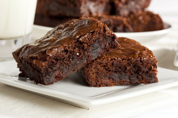 Best Mother's Day picnic recipes: Katharine Hepburn Brownies | Epicurious