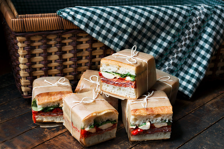 A stress-free Mother's Day picnic menu to get you outside — and out of the kitchen!